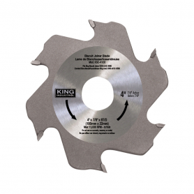 REPLACEMENT CARBIDE BLADE FOR BISCUIT JOINER