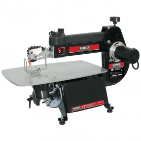 16'' PROFESSIONAL SCROLL SAW