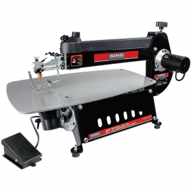 *** DNU  SEE XL-21/100 *** 21'' PROFESSIONAL SCROLL SAW