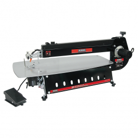30'' PROFESSIONAL SCROLL SAW WITH FOOT SWITCH
