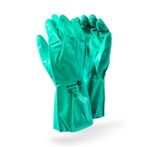 Dromex Nitrile Industrial Chemical Gloves