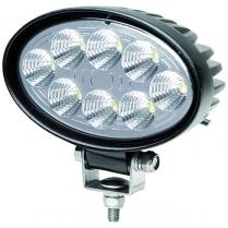 Hella ValueFit Oval Worklight for close-range illumination
