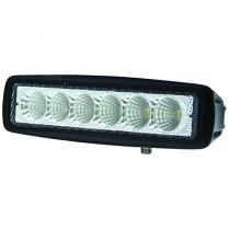Hella 6 LED Mini Lightbar Flood Light