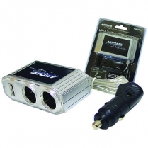 Socket Adaptor Dual & USB