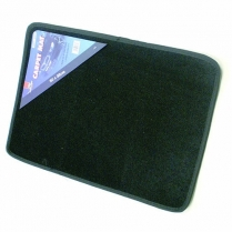 Mat Carpet Black 50cmx34cm