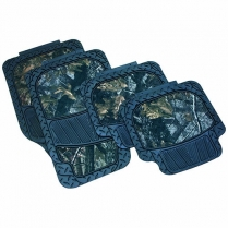 Mat Set Camouflage Black MA30