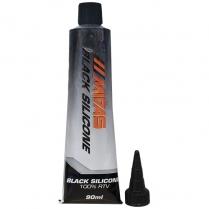 Silicone Black 90g Midas