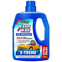Wash & Wax Car Shampoo X-Treme