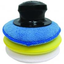 Microfibre Wax Applicator Pads