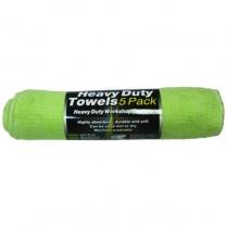 Microfibre Towels H/D 5 Pack