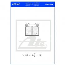 Brake Pad ATE102