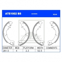 Brake Shoes ATE1002BS