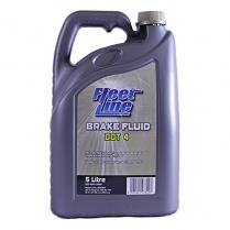 Brake Fluid DOT4 5L