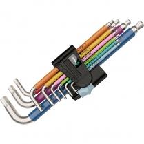 Allen Key Set 9Pc Multi-