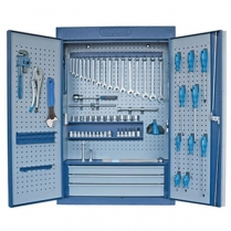 Tool Cabinet Complete With Too