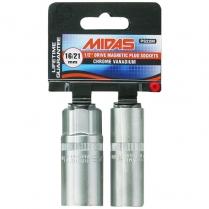 Spark Plug Socket Set 16/21mm