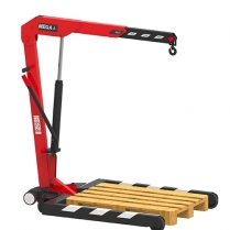 Floor Crane 2t Folding CRP20