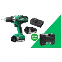 Cordless Drill/Driver 18V LIon