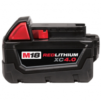 M18 Battery Pack 18V x 4.0 Ah