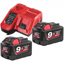 M18 Batteries & Charger Set