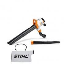 Blower Including Vacuum Bag SH