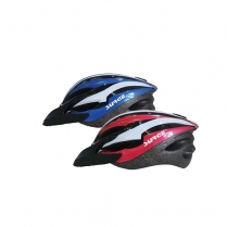 Helmet Surge Bolt Red/Blue