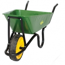Wheelbarrow Poly Concrete