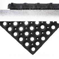 Mat Rubber Ringmat 0.8*1.2m
