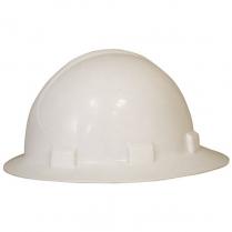 Hard Hat Wide Brim White