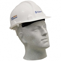 Hard Hat White With Logo