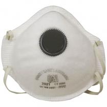 Mask Disp Valved FFP2