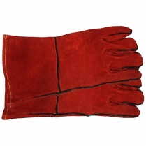 Glove Leather Weldmaster Wrist