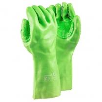 Glove Cronus Hi-Vis PVC Reinf