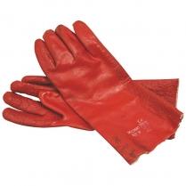 Glove Pvc HD R/G Elbow