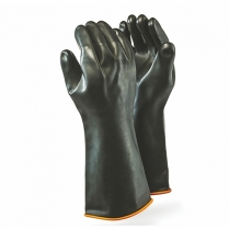 Glove Rubber Elbow Smooth