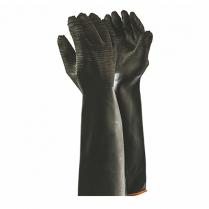 Glove Rubber 55cm Rough Palm