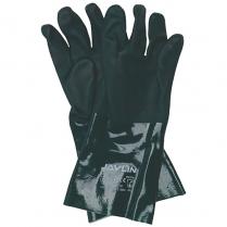 Glove Dark Green PVC Elbow Len