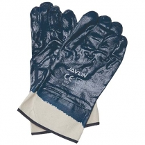 Glove Nitrile Blue Smooth S/Cu