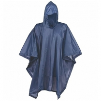 Poncho Rain Clear One Size (D)