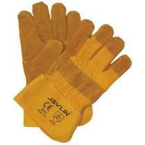 Glove Freezer Yellow Leather C