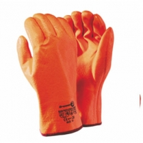 Glove Freezer Orange R/Palm Ga