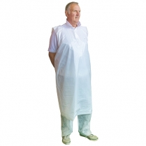 Smocks White Disposable (100/P