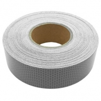 Reflective Tape Silver 50mm 1m