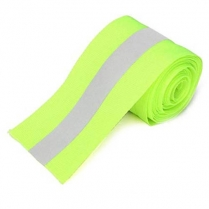 Reflective Tape Lime/Silver 25