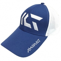 Cap Daiwa Trucker Blue/White