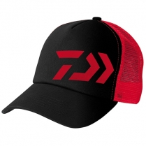 Cap Daiwa Trucker Red/Black