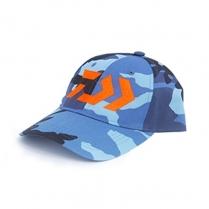 Cap Daiwa Classic Camo Blu