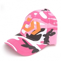 Cap Daiwa Classic Camo Pink