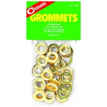 Grommets Brass Plated