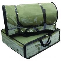 Bag PVC Clear For 3 Div Single